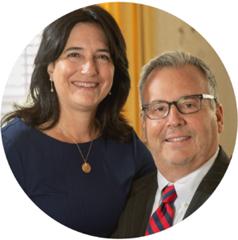 Fred and Karen Schaufeld
